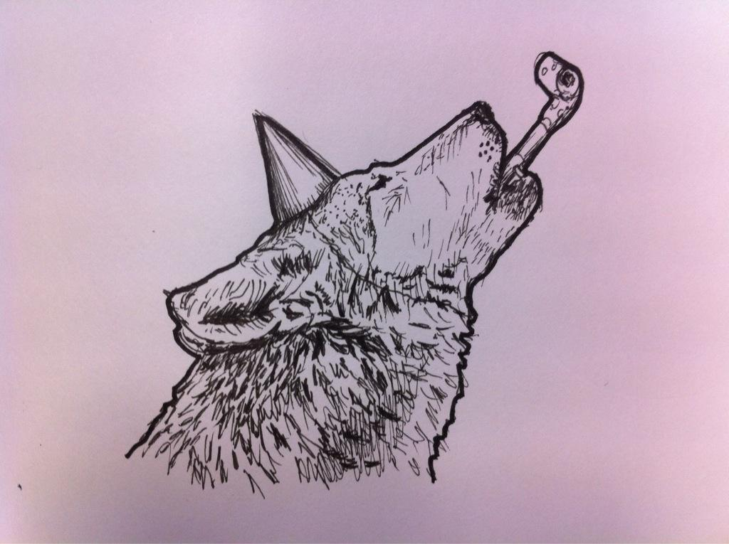 Party wolf