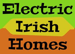 Electric Irish Homes logo