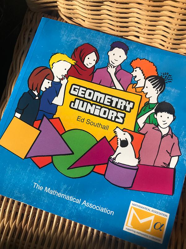 Geometry Juniors book