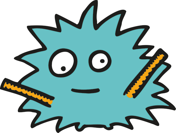 Ruler maths monster
